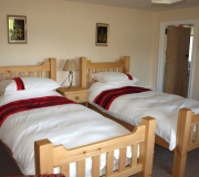 Bed and Breakfast - Twin Room