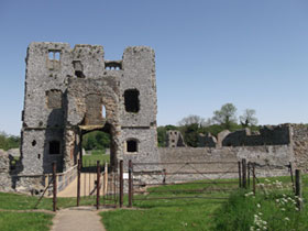 Baconsthorpe Castle, north Norfolk