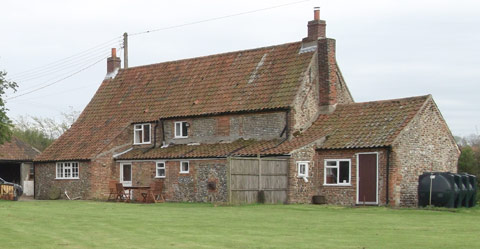 Blacksmith's Cottage Bed and Breakfast, Norfolk