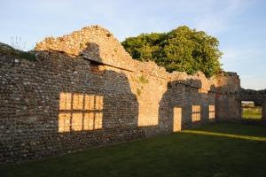 Baconsthorpe Castle by Emily Cushing